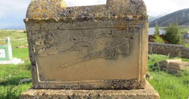 Keklikoluk Mezarları