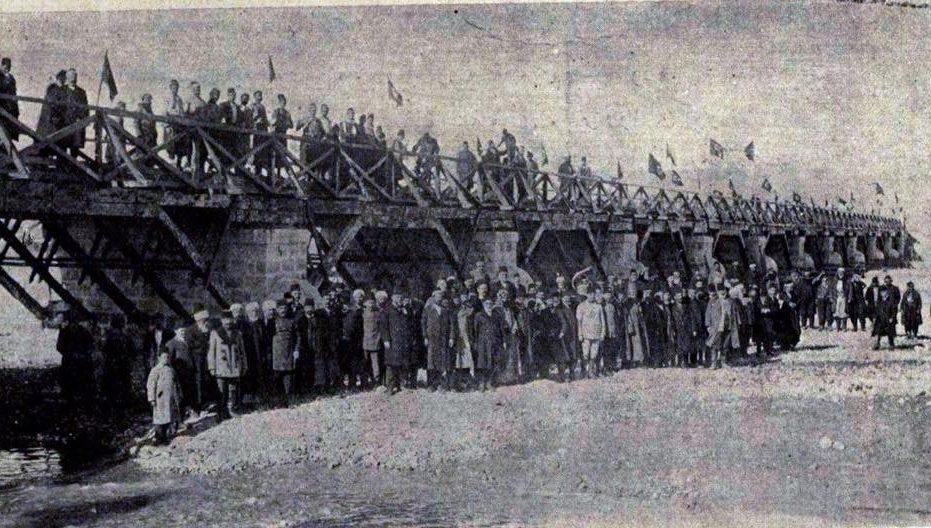 2 Mart 1920 - Narlı Aksu Köprüsü
