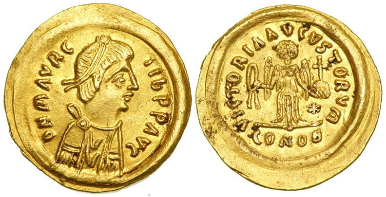 Afşinli Bizans İmparatoru: Maurice Tiberius