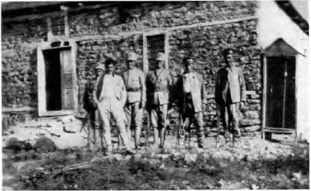 Von der Osten - 1929 - Elmalı Karakolu