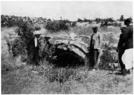 Von der Osten - 1929 - Ufacıklı Kaya Mezarları