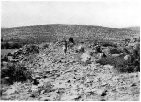 Von der Osten - 1929 - Ufacıklı'da Antik Kervan Yolu