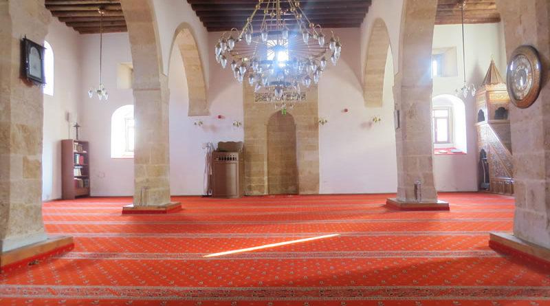 Elbistan Kızılcaoba Camii