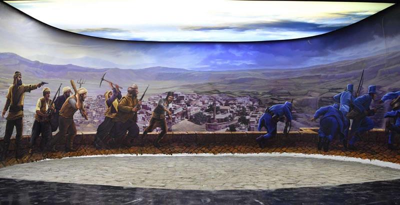 Kurtuluş Destanı Panorama Müzesi