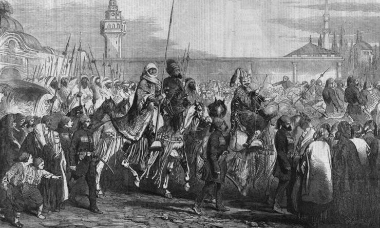 Müşavir Paşa'nın Anılarında Maraşlı Başıbozuk Reisi: Kara Fatma