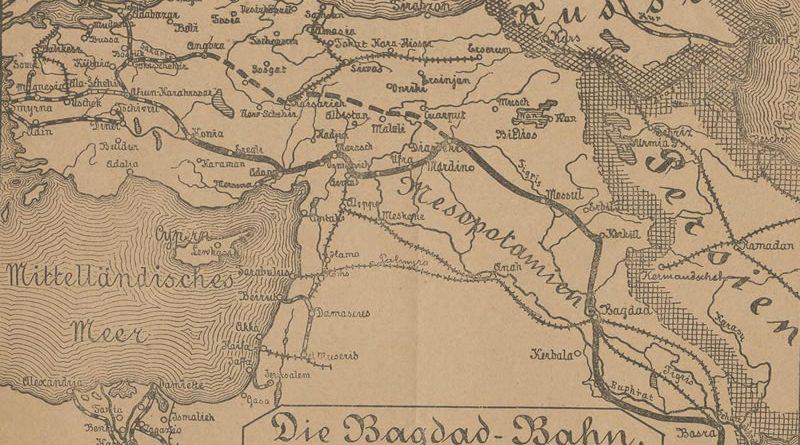 Bağdat Demiryolu ve Maraş