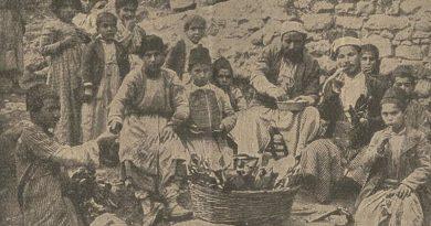 Maraş'ta Alman Misyon Okullarının 1914 Yılında Durumu Hakkında Mektup