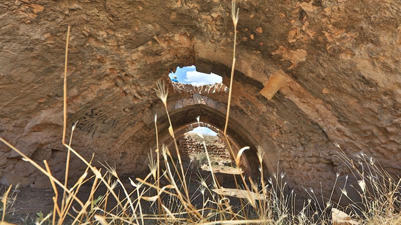 Afşin Norşun Köyü'nde bulunan Kuru Han