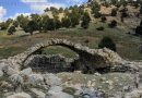 Nurhak Sırıklı Yaylasında bulunan Anadolu Selçuklu kervansarayı Kamereddin Hanı