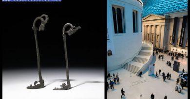 British Museum envanterinde yer alan Maraş'tan götürülmüş pota kulpu