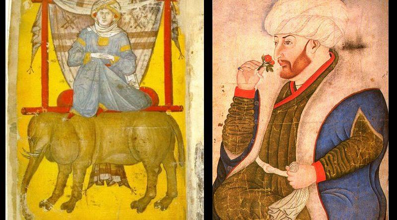 II. Murat'ın Oğlu Mehmet'e Elbistan'dan Kız İstemesi