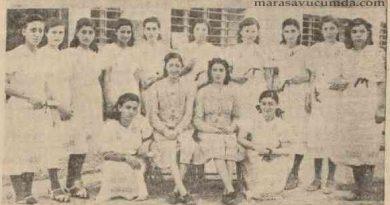 30 Ağustos 1940 tarihli Son Posta gazetesinde verilen Maraş'ta Biçki Dikiş yurdu faaliyetleri hakkında haber.