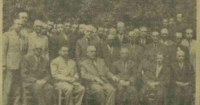 16 Temmuz 1947 tarihli Ulus Gazetesinde Fahrettin Kiper'in emeklilik veda töreni haberi