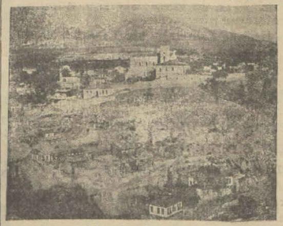 21 Ekim 1931 – Maras Bir Fıstık Diyarıdır